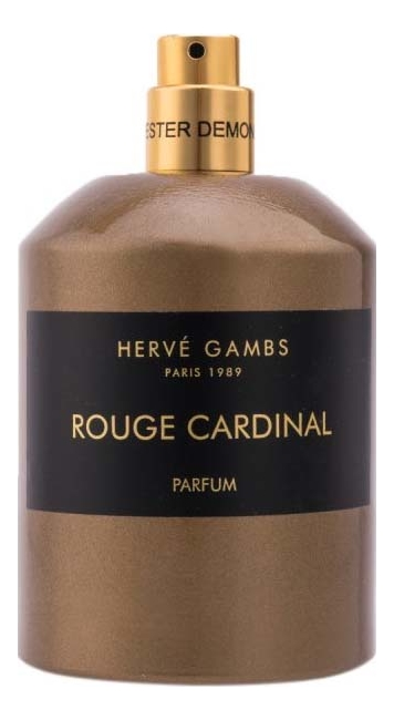 Herve Gambs Paris Rouge Cardinal : духи 100мл тестер