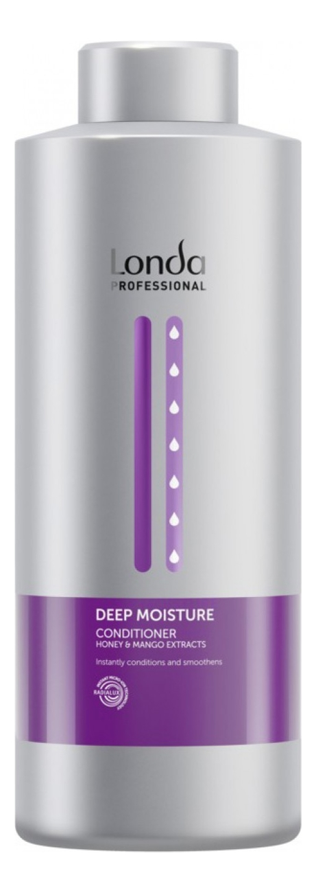 Купить Кондиционер для волос Deep Moisture Conditioner: Кондиционер 1000мл, Londa Professional