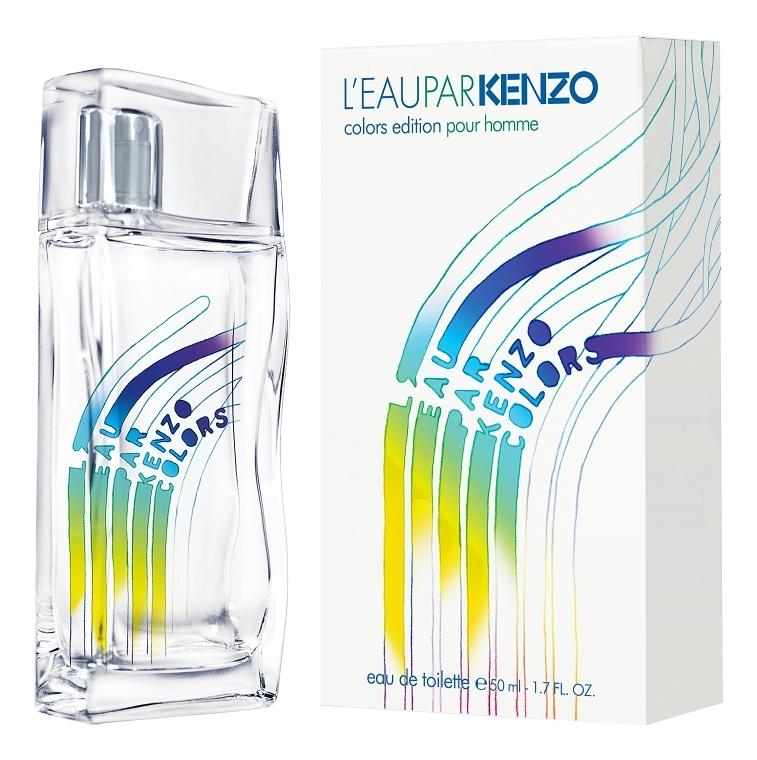 Купить L'Eau Par Kenzo Colors Pour Homme: туалетная вода 50мл
