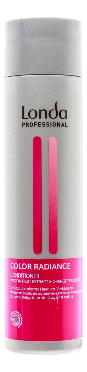 Купить Кондиционер для окрашенных волос Color Radiance Conditioner: Кондиционер 250мл, Londa Professional