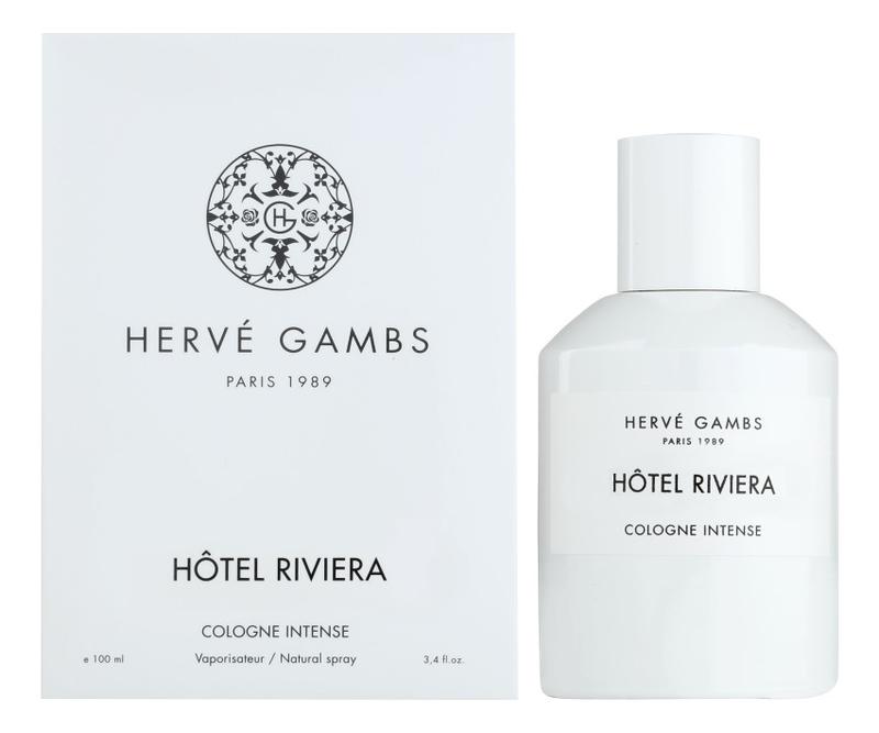 Купить Hotel Riviera: одеколон 100мл, Herve Gambs Paris