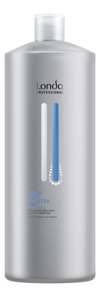 Укрепляющий шампунь для волос Vital Booster Shampoo: Шампунь 1000мл недорого