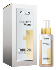 OLLIN Professional Масло для волос Perfect Hair Tres Oil 50мл