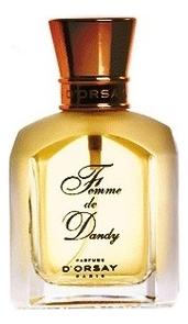 D'Orsay Femme De Dandy: парфюмерная вода 2мл фото