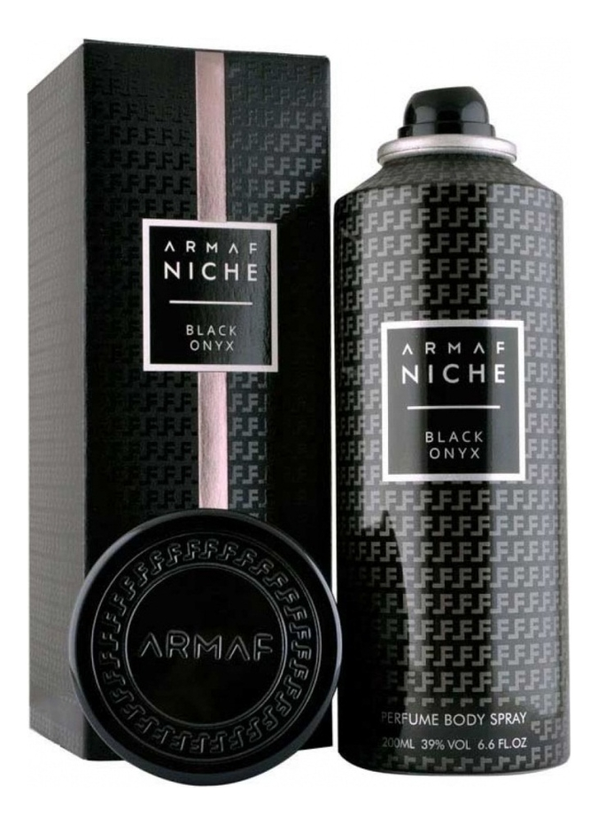 Купить Armaf Niche Black Onyx: спрей для тела 200мл
