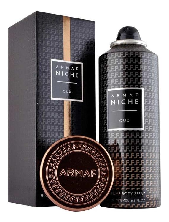 Купить Armaf Niche Oud: спрей для тела 200мл