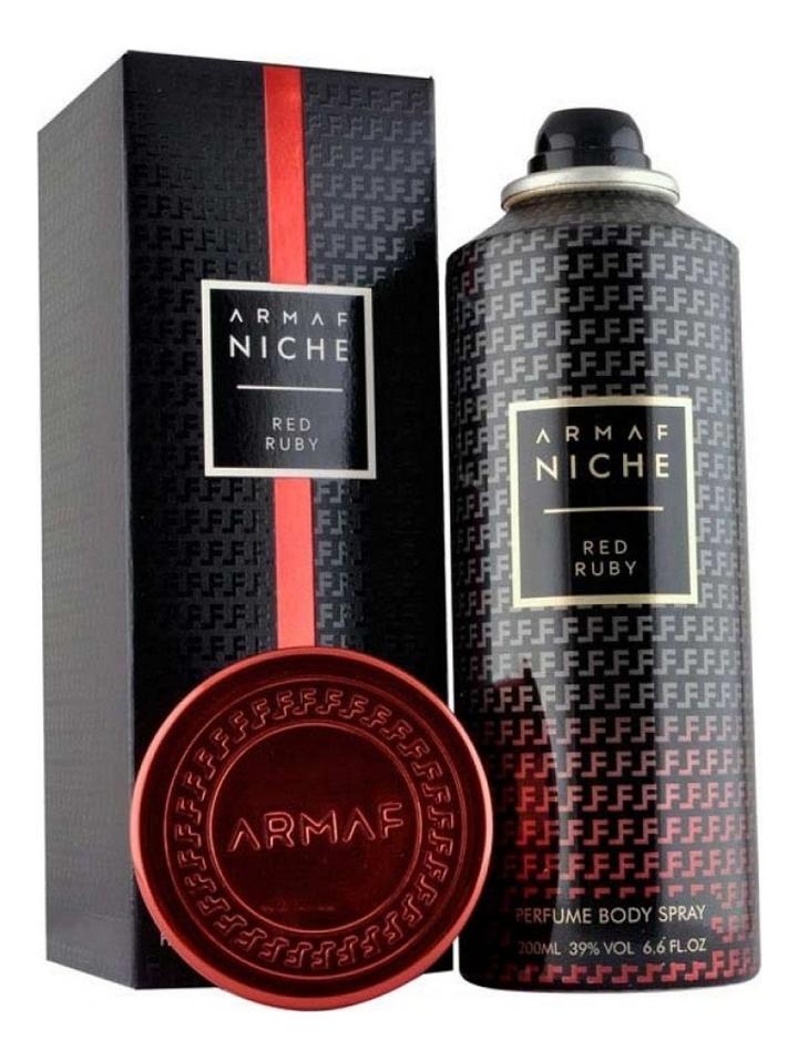 Купить Armaf Niche Red Ruby: спрей для тела 200мл