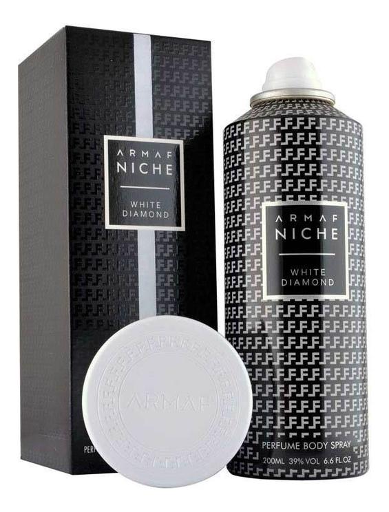 Купить Armaf Niche White Diamond: спрей для тела 200мл