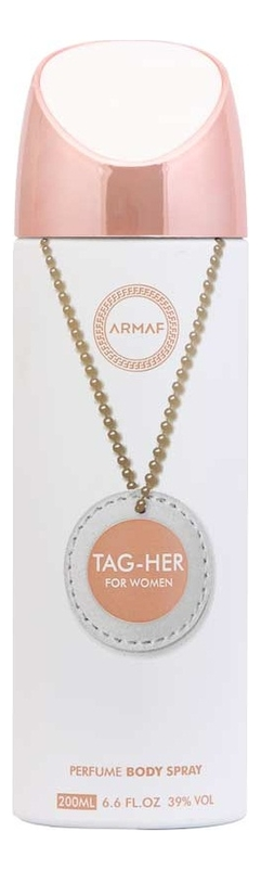 Купить Tag-Her: спрей для тела 200мл, Armaf