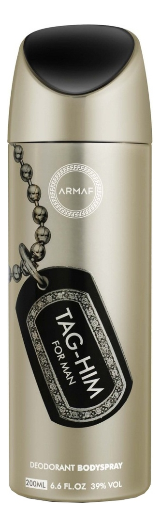 Купить Armaf Tag-Him: спрей для тела 200мл