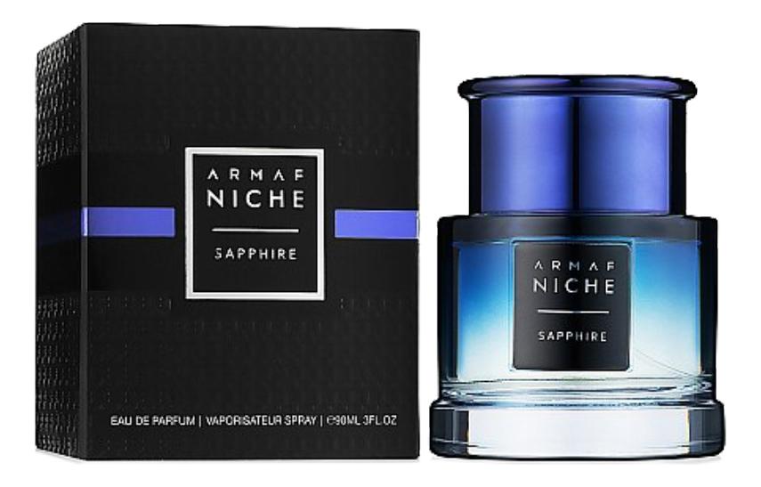 Купить Niche Sapphire: парфюмерная вода 90мл, Armaf