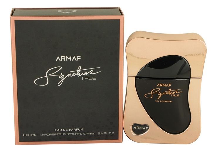 Купить Signature True: парфюмерная вода 100мл, Armaf