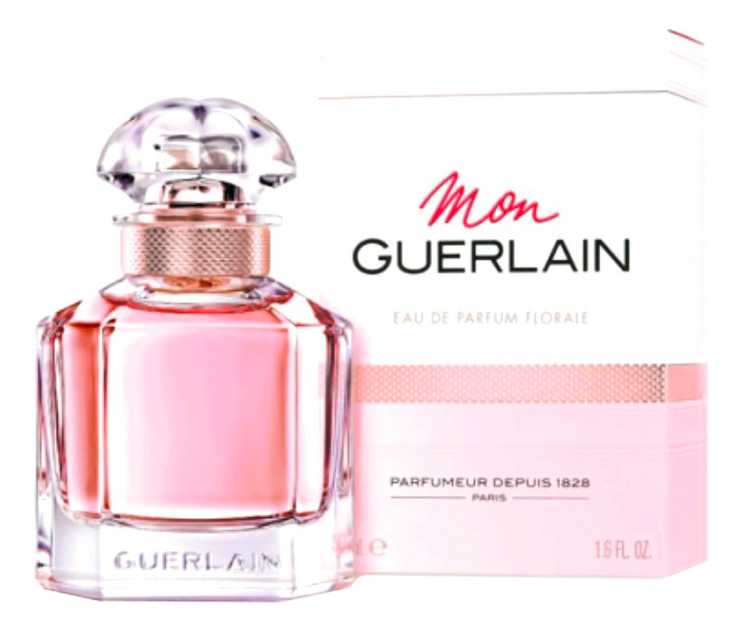 Mon Guerlain Florale: парфюмерная вода 50мл guerlain mon guerlain парфюмерная вода 50мл