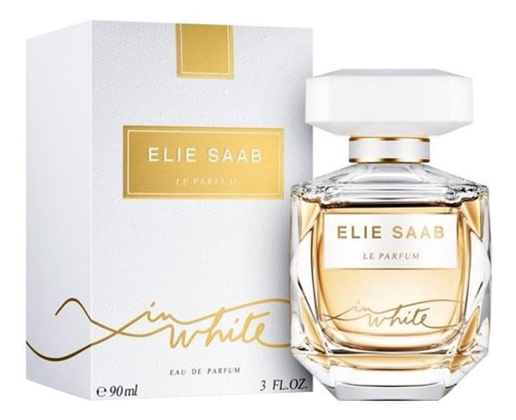 Elie Saab Le Parfum In White: парфюмерная вода 90мл elie saab le parfum resort collection туалетная вода 50 мл