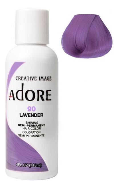 Краска для волос Adore Hair Color 118мл: 90 Lavender