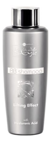 Шампунь для глубокого восстановления волос Inimitable Style BB Shampoo 250мл