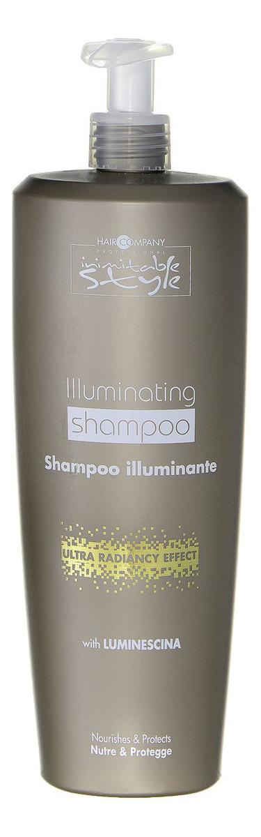 Шампунь для блеска волос Inimitable Style Illuminating Shampoo: Шампунь 1000мл