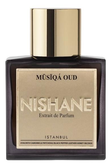 Nishane Musiqa Oud: духи 50мл тестер nishane boszporusz парфюм тестер 50 мл