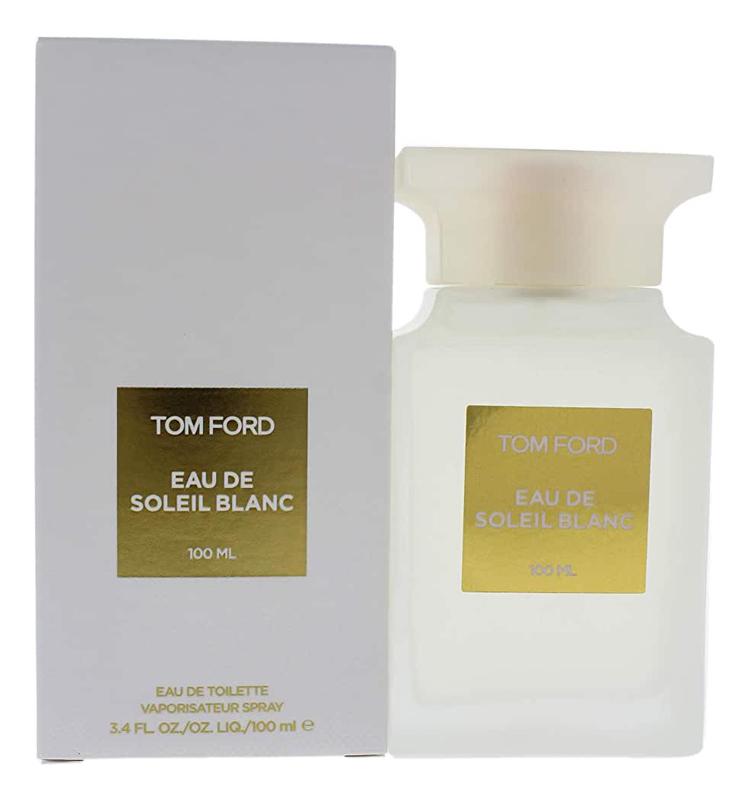 Купить Eau De Soleil Blanc: туалетная вода 100мл, Tom Ford