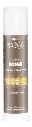 Крем для укладки локонов Inimitable Style Curling Cream 100мл