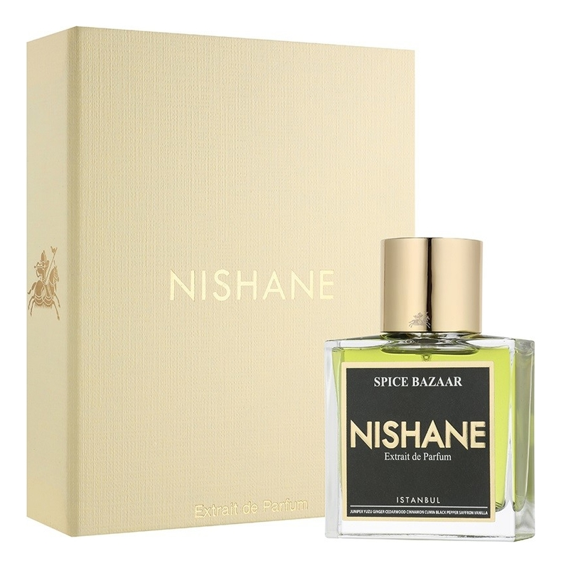 Nishane Spice Bazaar: духи 50мл