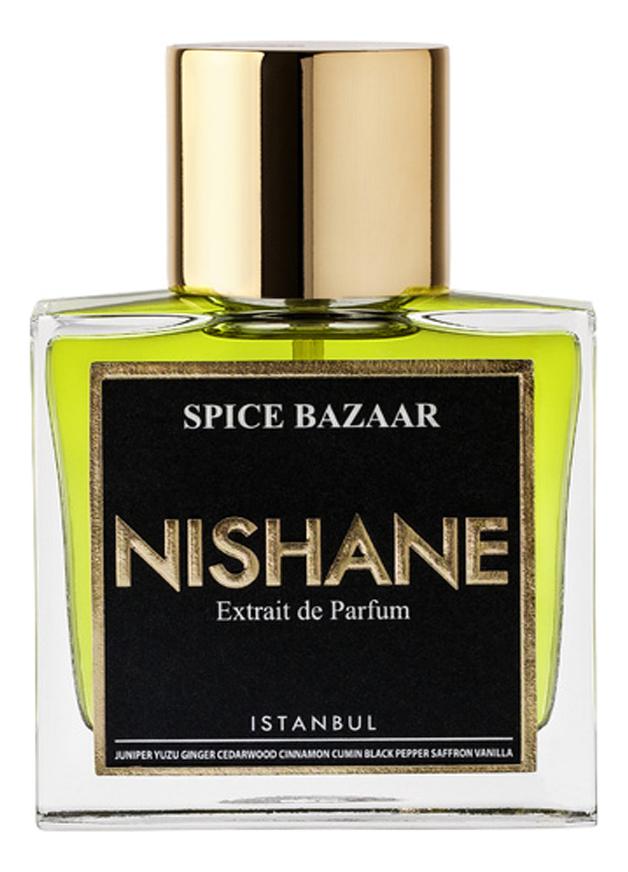 Nishane Spice Bazaar: духи 50мл тестер nishane boszporusz парфюм тестер 50 мл