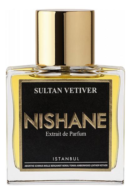Nishane Sultan Vetiver: духи 50мл тестер nishane boszporusz парфюм тестер 50 мл