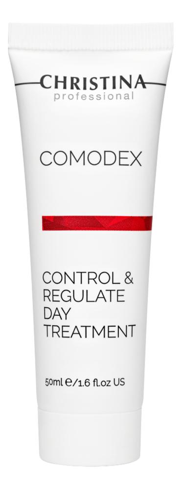 Дневная регулирующая сыворотка для лица Comodex Control & Regulate 50мл недорого