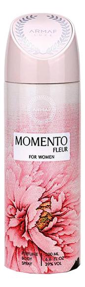 Купить Armaf Momento Fleur: спрей для тела 200мл