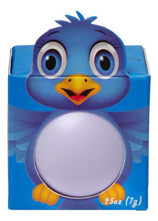 Бальзам для губ с ароматом черники Lip Balm Blueberry 7г: В коробке недорого