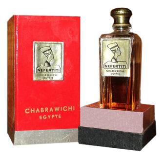 Chabrawichi Nefertiti Винтаж: духи 50мл (красная) chabrawichi jasmin винтаж духи 50мл