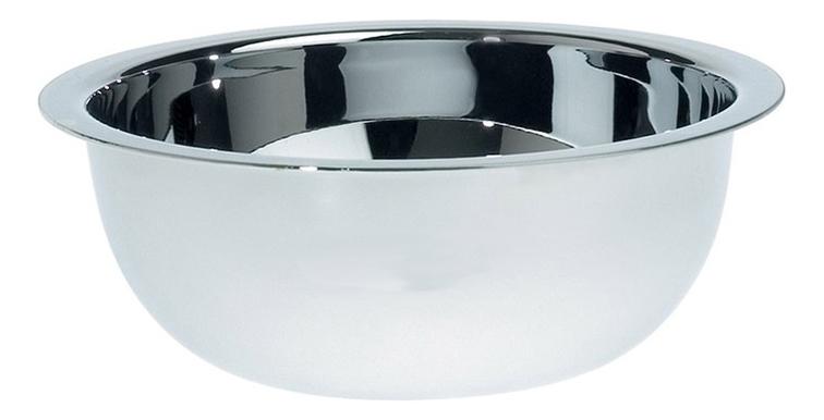 Edwin Jagger Стальная чаша для бритья: Чаша бритья (хром)