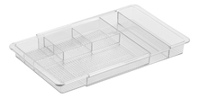 InterDesign Органайзер для косметики Clarity Expandable Drawer Organizer (7 отделов)