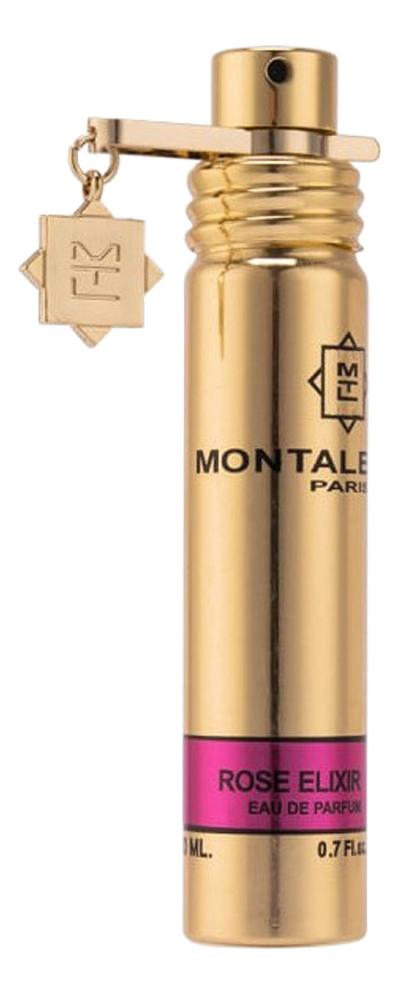 Montale RosE Elixir: парфюмерная вода 20мл montale rose night парфюмерная вода 20мл