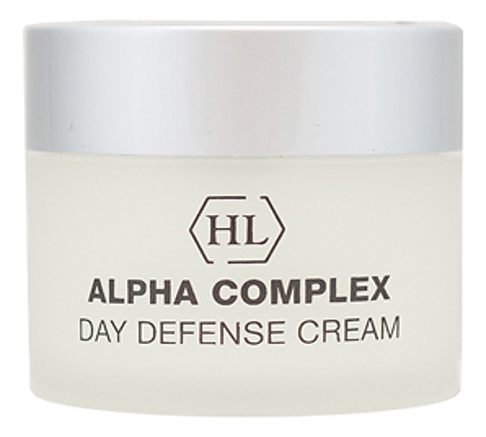 Дневной защитный крем для лица Alpha Complex Day Defense Cream 50мл дневной крем для лица интенсивный с витамином с holy land intensive day cream c the success 50 мл