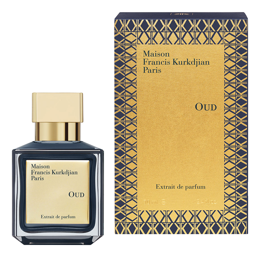 Francis Kurkdjian Oud Extrait De Parfum: духи 70мл francis kurkdjian oud silk mood духи 70мл