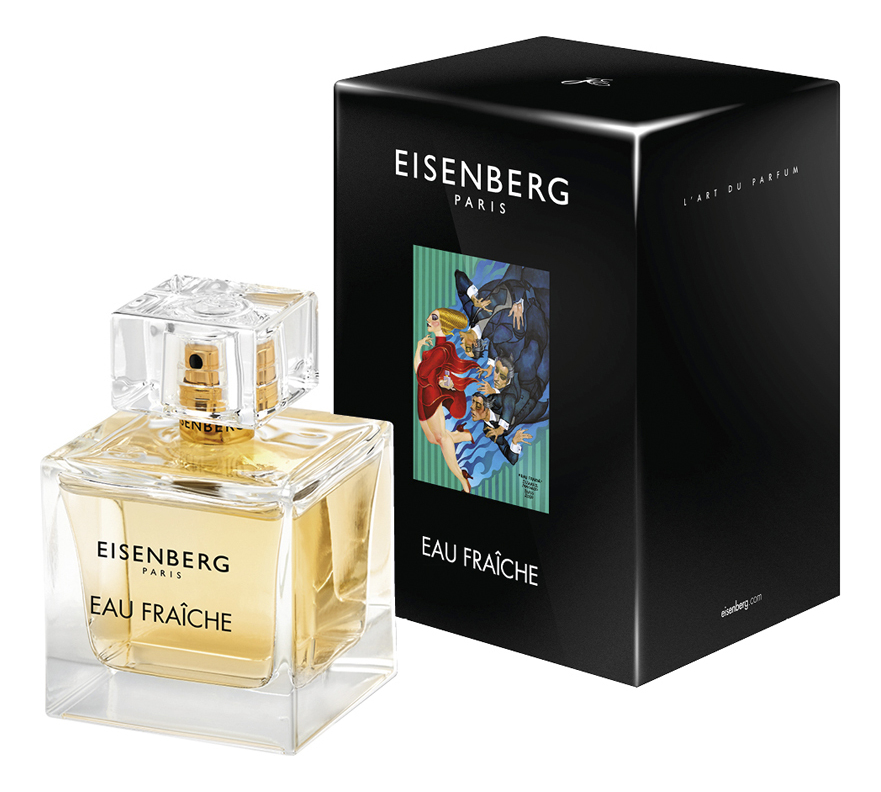 Купить Eau Fraiche: парфюмерная вода 100мл, Eisenberg