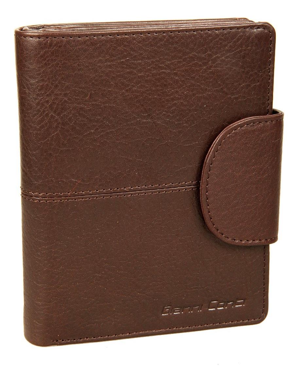 Портмоне Dark Brown 1138029E cover for avtodokumentov gianni conti 1817456 dark brown