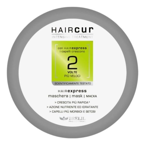Маска для ускорения роста волос Hair Cur Express Mask 200мл недорого