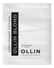 OLLIN Professional Осветляющий порошок Color Blond Powder No Aroma 30г
