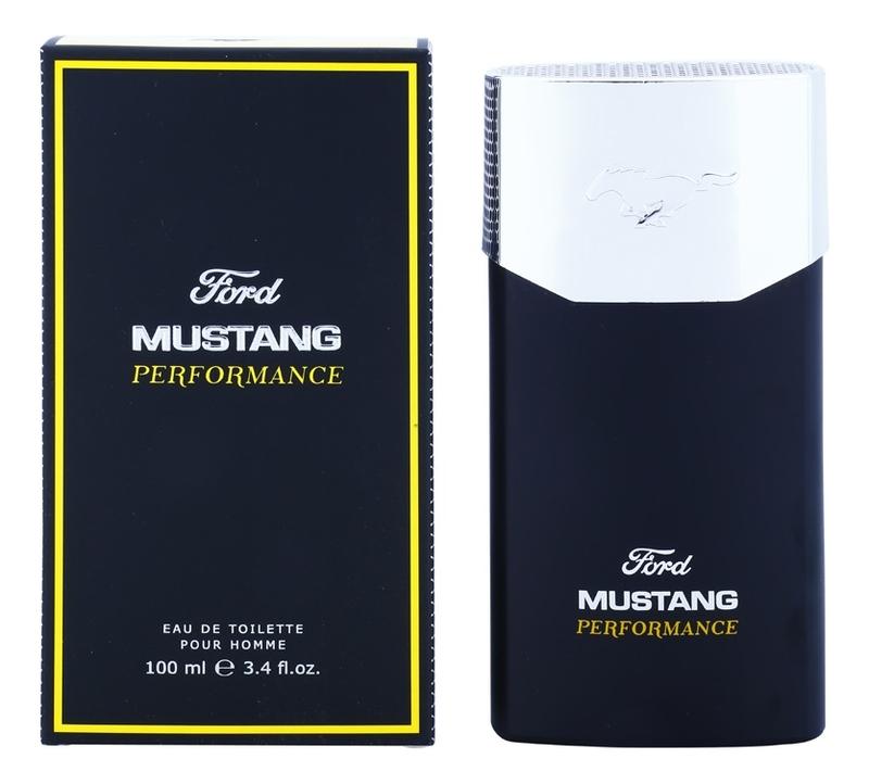 mustang sport ford туалетная вода 100мл тестер Mustang Performance: туалетная вода 100мл