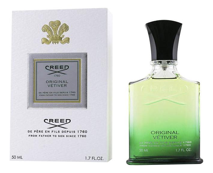 Original Vetiver: парфюмерная вода 50мл creed original vetiver эмульсия после бритья 75мл
