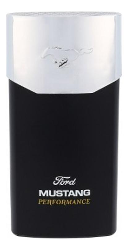 mustang sport ford туалетная вода 100мл тестер Mustang Performance: туалетная вода 100мл тестер