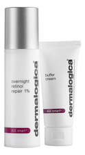 Dermalogica Ночной восстанавливающий крем с ретинолом Age Smart Overnight Retinol Repair 1% 25мл