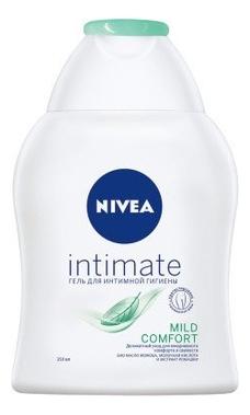 Купить Гель для интимной гигиены Intimatе Mild Comfort 250мл, NIVEA