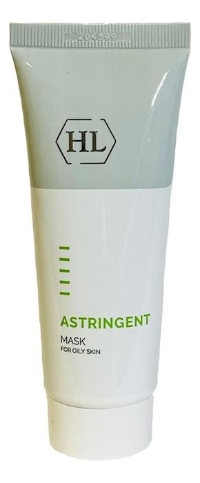 Сокращающая поры маска с охлаждающим эффектом Astringent Mask 70мл holy land сокращающая маска double action mask 70 мл