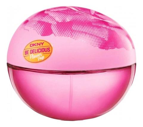 Купить Be Delicious Flower Pop Pink Pop: туалетная вода 50мл, Donna Karan