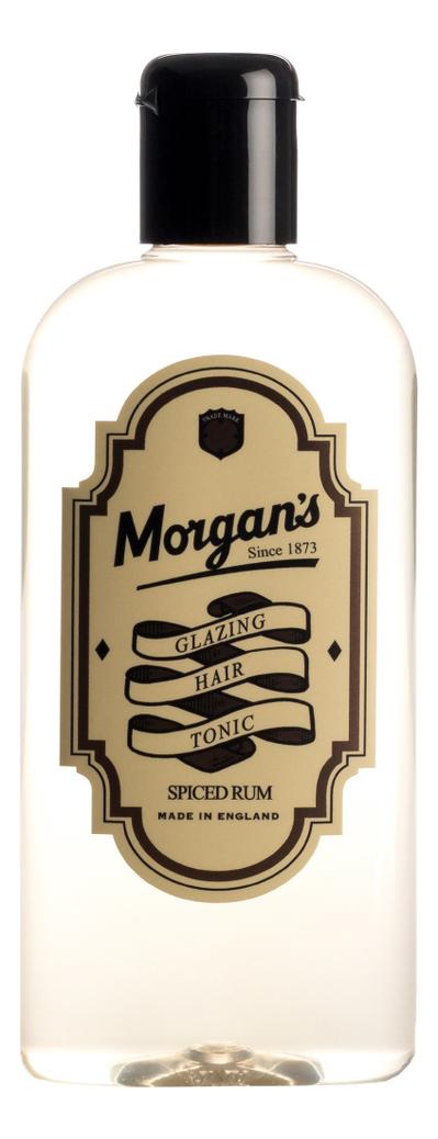 Купить Тоник для глазирования волос Glazing Hair Tonic Spiced Rum 250мл, Morgan's Pomade