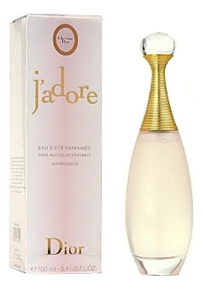 Купить J'adore Eau Dete Summer: туалетная вода 100мл, Christian Dior