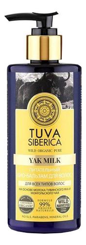 Питательный био-бальзам для волос Tuva Siberica 300мл natura siberica flora siberica питательный бальзам даурская роза